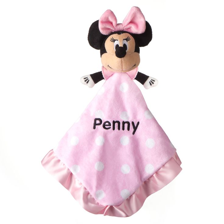36 best toys baby toddler toys images on pinterest children look what i found on minnie mouse personalized blanket by tvs toy box negle Images