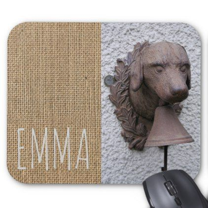 #Original personalized Mousepad Dog Year 2018 - #birthday #gifts #giftideas #present #party