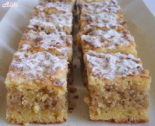 Mamina jela: Čupava pita sa orasima