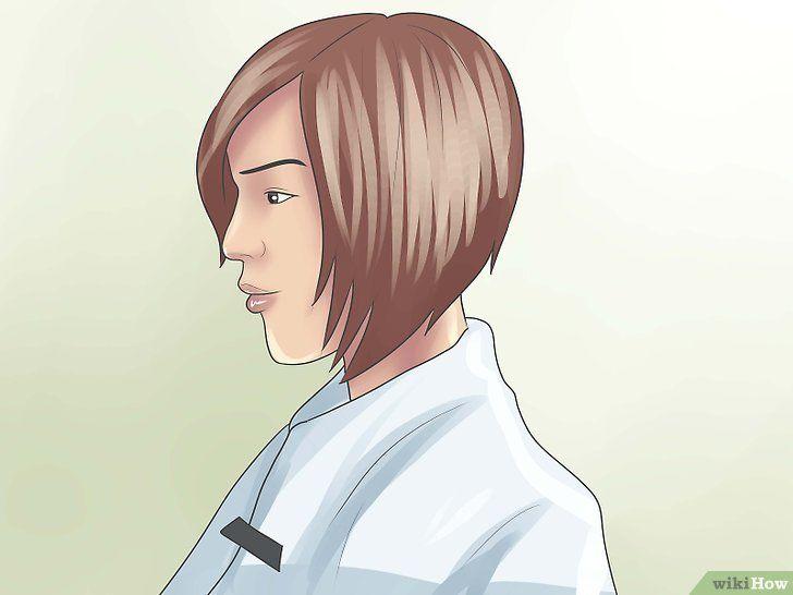 Fantastische Frisuren Doppelkinn Kaschieren Menton Hair Beauty Coiffure