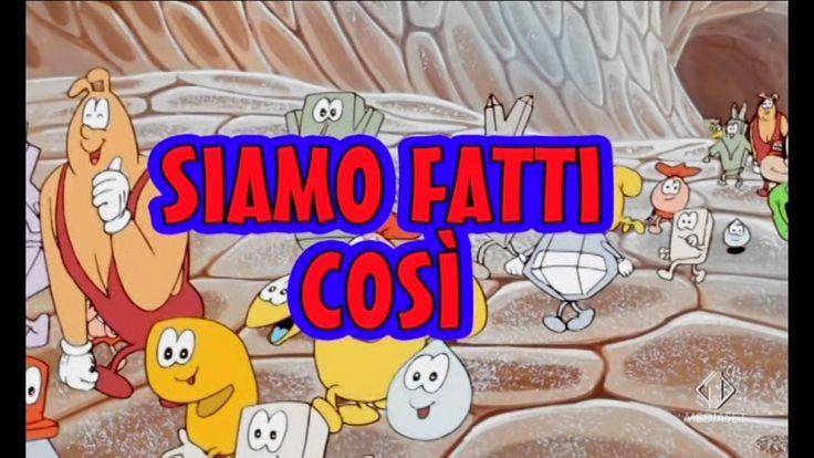 Siamo Fatti Cosi - Videosigla Iniziale - Remastered Edition 2016