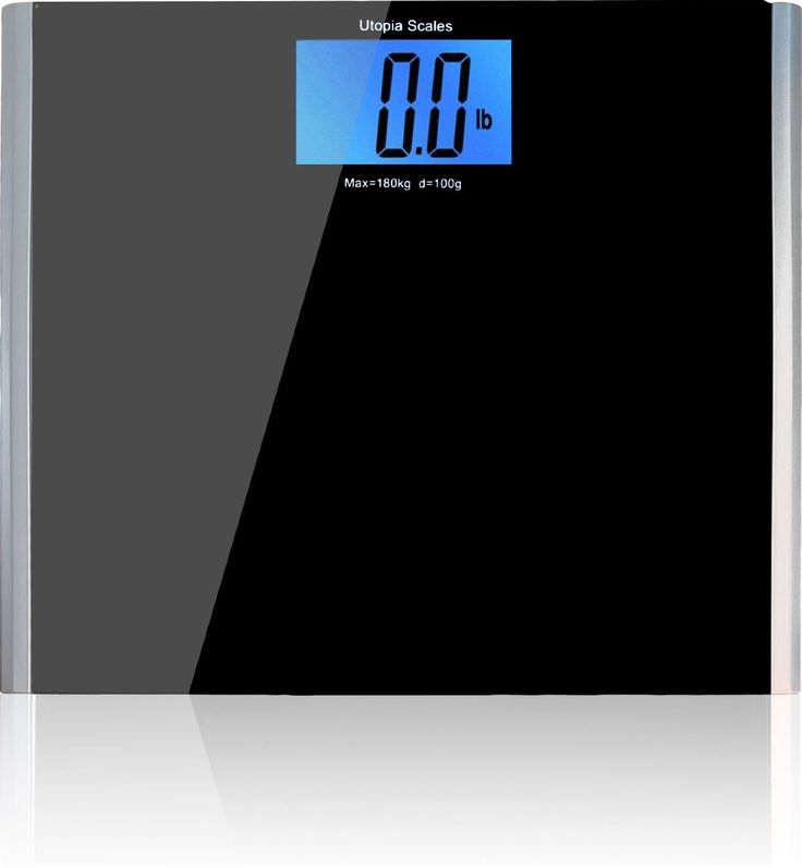 how to clean black bathroom scale