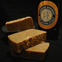 Beer soap- smells so good