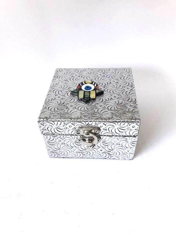 Box Orgonite magic-Hand of by ORGONITHEKA on Etsy