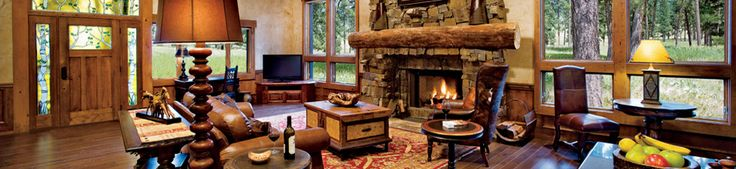 Montana Guest Ranch Accommodations - Meadow Homes at The Resort at Paws Up