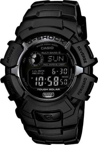 Casio Sun Powered Watches