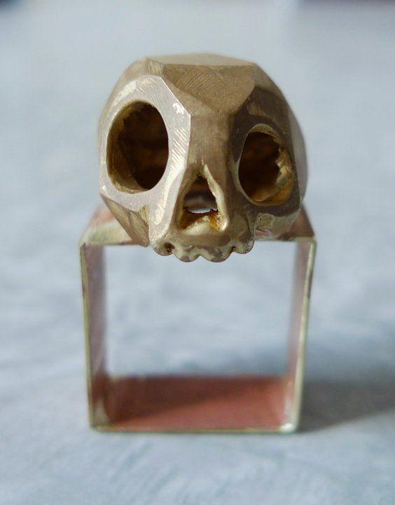 skull ring: Lady Accessories, Marmod8 Onetsi, Clothing Shoes Accessories Etc, Fashion 01, Fun Stuff, Metals Stuff, Rings I Love, Skull Rings, Bones Skull Skeletons