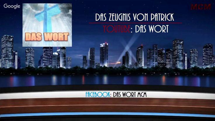 Sabbat-TV LIVE [7] ➤ Das Zeugnis von Patrick (Das Wort)
