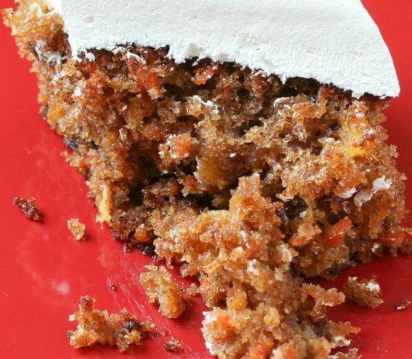 Chamorro Carrot Cake