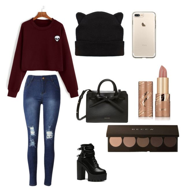 """Untitled #22"" by sofiaskvrekova on Polyvore featuring tarte"