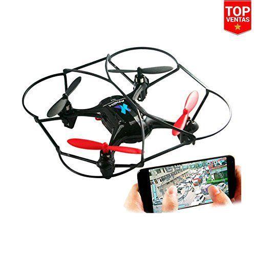 Drone FPV Neutrón con Cámara HD   FPV a Smartphone   Control de Altura   Gravity Mode - http://www.midronepro.com/producto/drone-fpv-neutron-con-camara-hd-fpv-a-smartphone-control-de-altura-gravity-mode/