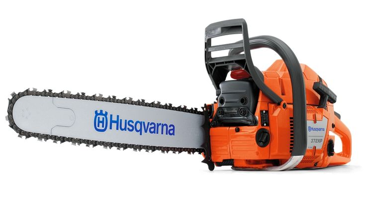 HUSQVARNA 372 XP®.   Everyone Needs One.