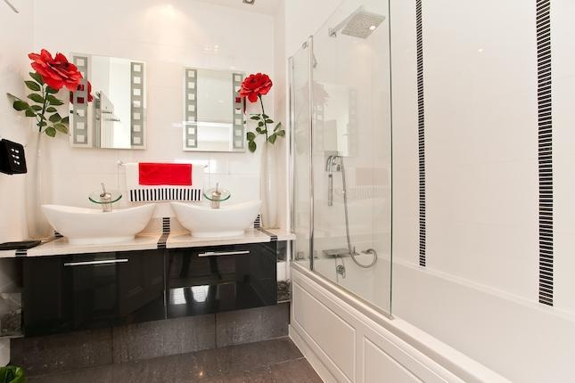 his and her sinks Bathrooms with style Pinterest