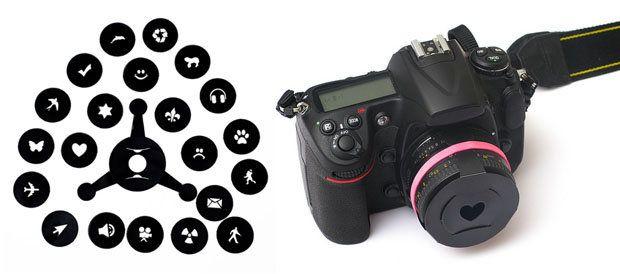 Bokeh Master Kit - gotowy zestaw do tworzenia pięknych wzorów w tle | Fotoblogia.pl