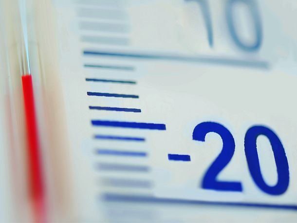 Die gefühlte Temperatur (auch Windchill genannt) ist nicht subjektiv, sondern lässt sich berechnen. Wie das geht und was ein gewisser