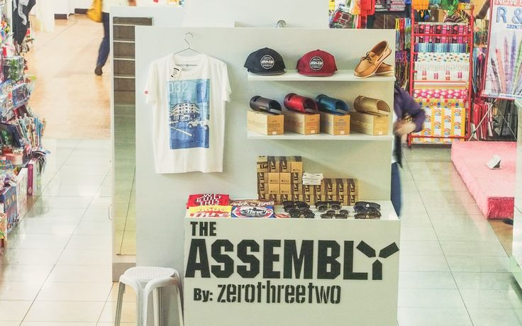 If you love what we do, you need to see The Assembly store in JY Square in Lahug Cebu City