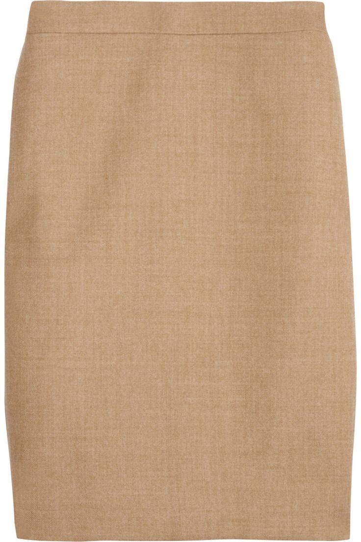J.Crew wool-twill pencil skirt: Wool Twill Pencil, Pencil Skirts, Products, J Crew Wool Twill