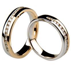 Red Rubin - brylanty, obrączki, pierścionki, złoto, srebro