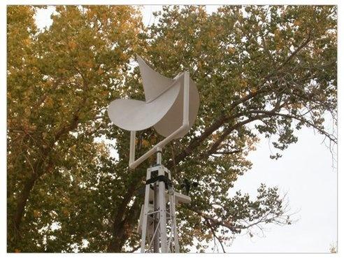 New Scalable Wind Turbine Said to be 'Urban Tolerant'