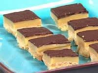 WOMAN'S WEEKLY CARAMEL SLICE