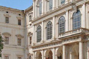 Musei più belli di Roma: dettaglio Palazzo Barberini