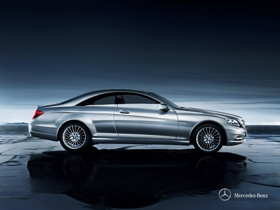 Mercedes-Benz CL-Class. A staggering feat of innovation.