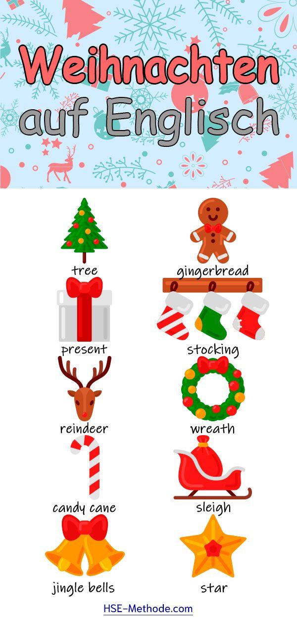Kannst Du Auf Englisch Weihnachten Feiern Sprachen Lernen