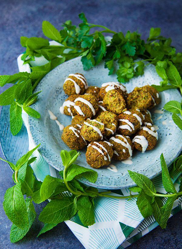 Falafels au four - 100 % Végétal | Cuisine vegan