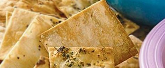 Recipes with Joseph's pitas and lavash!