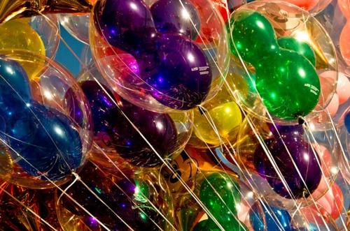 mickey ballons