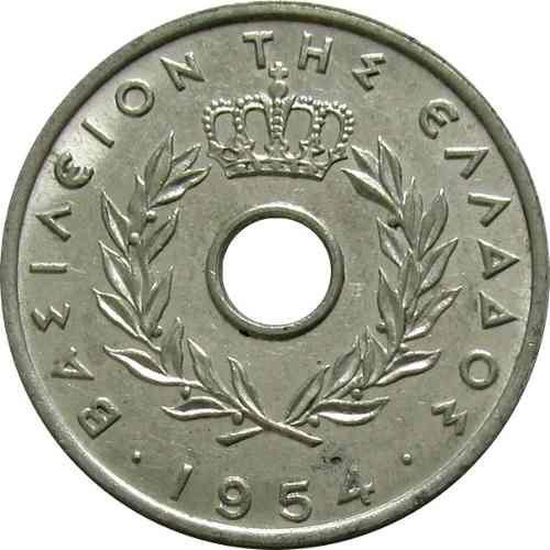 GRECIA  / 1954  -  20 LEPTA