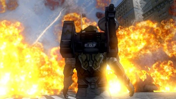If you were concerned that the latest console iteration of Earth Defense Force wouldn't be making its way overseas then you will be happy to hear that, today, D3Publisher revealed that they are bringing Earth Defense Force 4 over to North America under it's new name Earth Defense Force 2025 sometime in 2013.