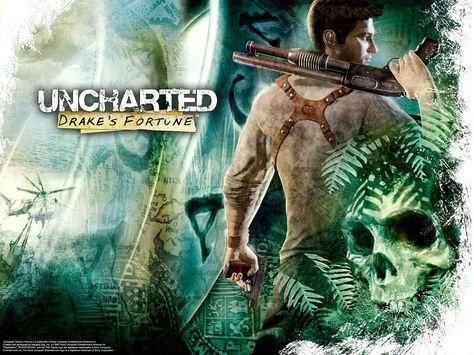 """10 years ago today Uncharted: Drake's Fortune was released for the PS3. """"Greatness from small beginning"""" is what best describes the history of the franchise. Thank you Naughty Dog for one of the best franchise to exist."""
