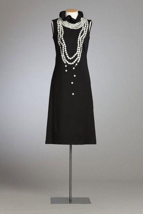 Karen Walker Etiquette dress, 2000