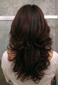 Cortes de cabello en capas largas (8) - Curso de Organizacion del hogar