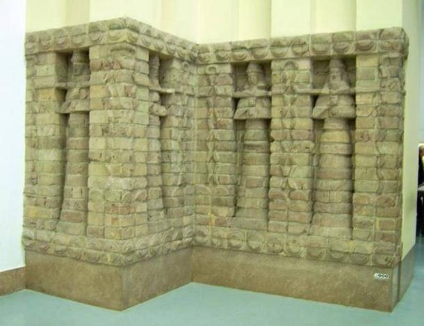 La grande ville d'Uruk est devenue le centre sumérien de la technologie, de l'architecture et de la culture