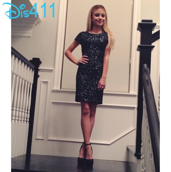 Photos: G Hannelius Looked So Great For The Teen Vogue Young Hollywood Party September 26, 2014