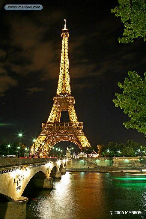 Torre Eiffel, Paris---El Magnifico....seen this ....