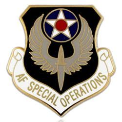 us air force special operations lapel pin for my uncle and his 5 tours in SE Asia!