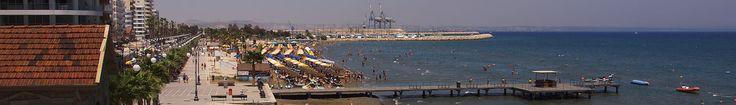 Finikoudes Beach - Larnaca - Cyprus