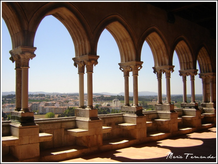 Leiria - Castelo  Portugal
