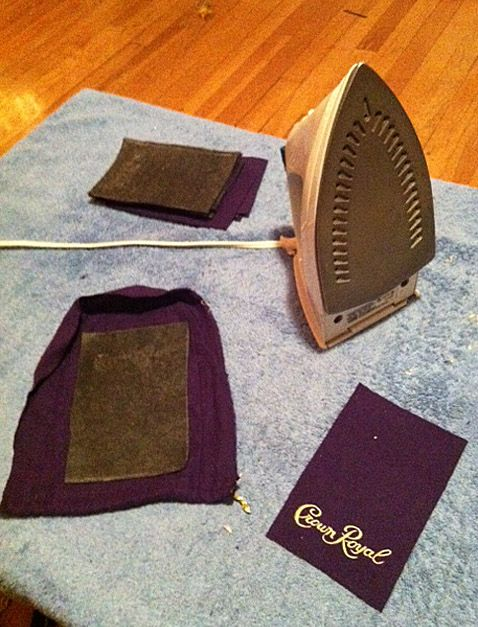 A Bartenders Dilemma: What do we do with all the Crown Royal Bags? ‹ Rake and Make