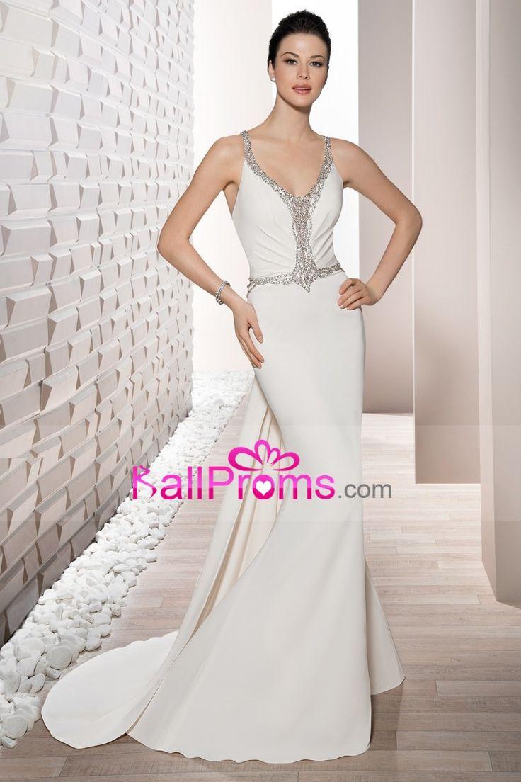 Mejores 63 imágenes de Vestidos en Pinterest | Vestidos de novia ...