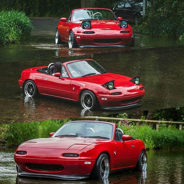 Na Miata Garage Vary Tail Lights: 129 Best MX5 Images On Pinterest