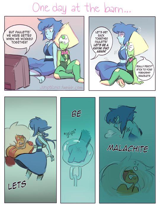Steven Universe Fan Art! — juniperarts:   It's okay, its okay, it's okay...