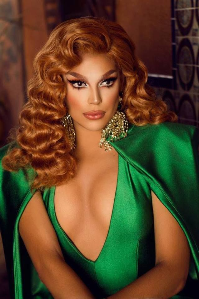 Valentina Mexican drag queen