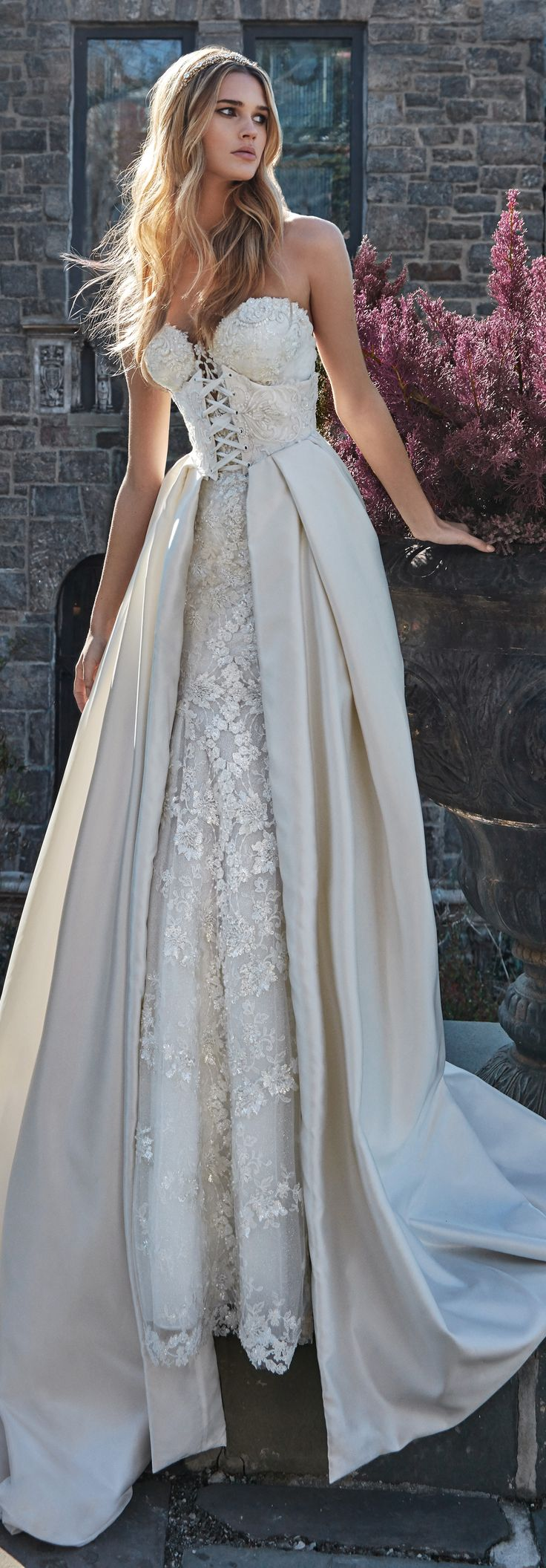 Couture Wedding Dress by Galia Lahav
