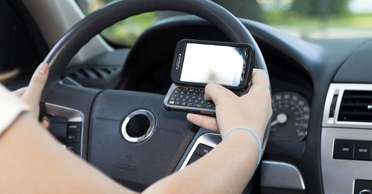 It's tempting to immediately check your phone when it beeps signaling a new text message. Here are five apps that help prevent texting while driving.