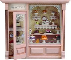 now, this is a great looking bakery