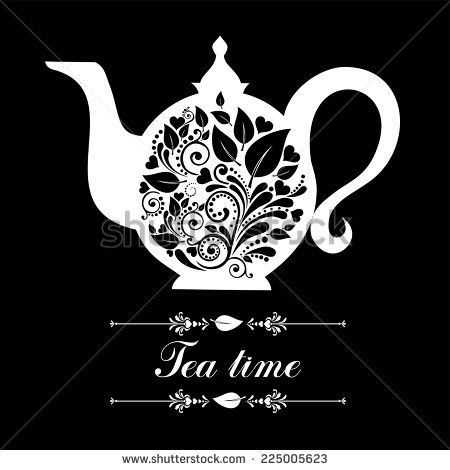 28 best Tea Time images on Pinterest High tea, Tea time and Vector - best of luxury invitation vector